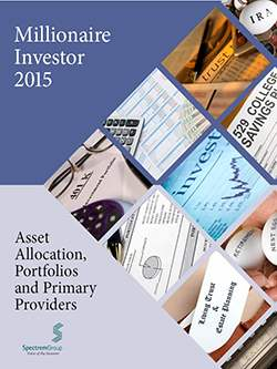 Asset Allocation, Portfolios and Primary Providers - 2015 Millionaire Quarter 4