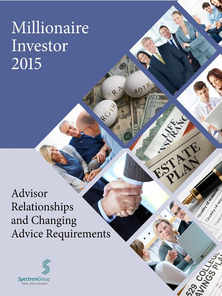 Advisor Relationships and Changing Advice Requirements - 2015 Millionaire Quarter 3