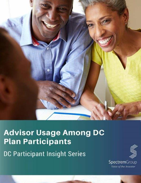 DC Participant Insight Series: Advisor Relationships and Changing Advice Requirements