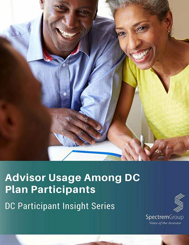 DC Participant Insight Series: Advisor Usage Among DC Plan Participants