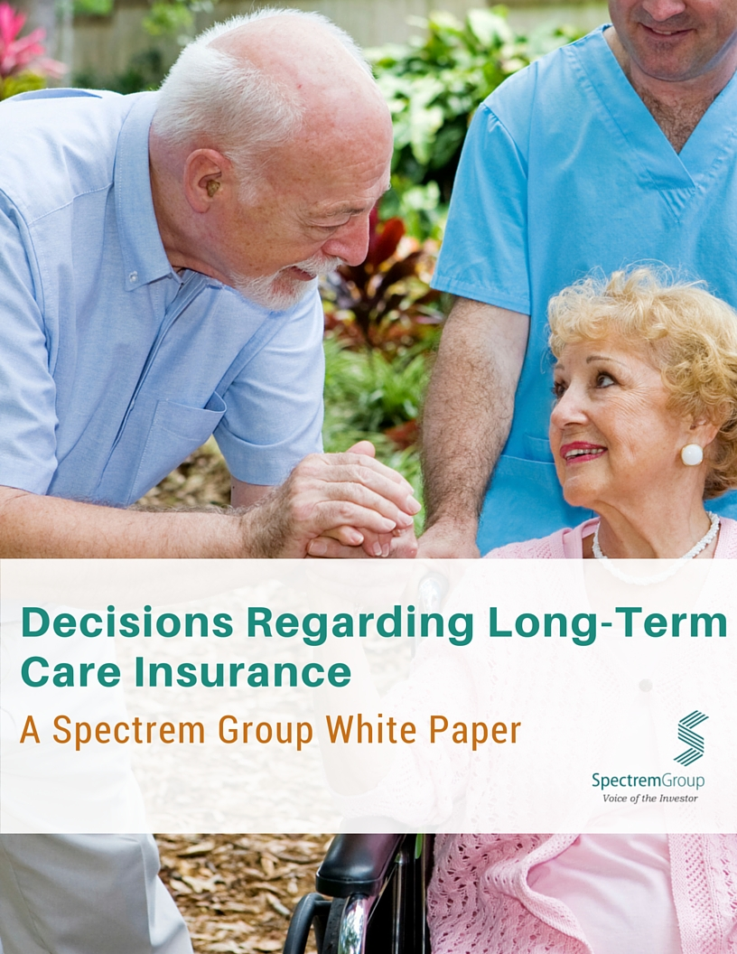 Decisions Regarding Long-Term Care Insurance