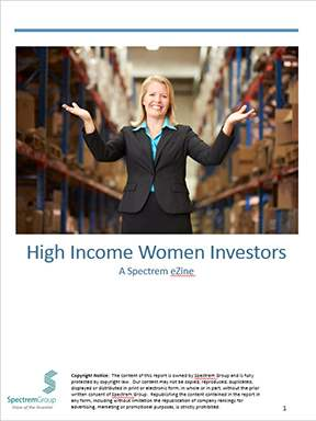 High Income Women Investors
