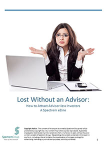 Lost Without an Advisor: How to Attract Advisor-less Investors
