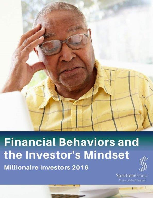 Financial Behaviors and the Investor's Mindset - 2016 Millionaire Quarter 1