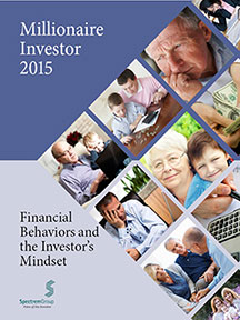 Financial Attitudes and Concerns - 2015 Millionaire Quarter 1