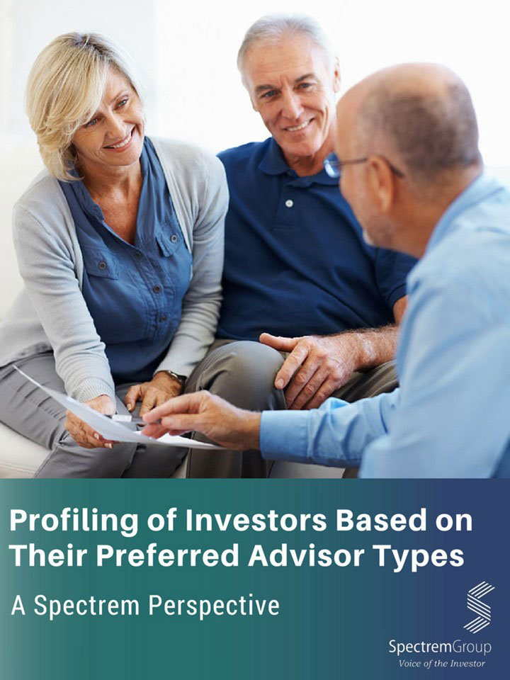 Profiling of Investors Based on Their Preferred Advisor Types