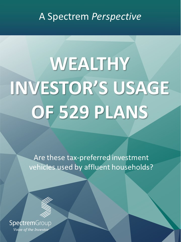 Wealthy Investor's Use of 529 Plans