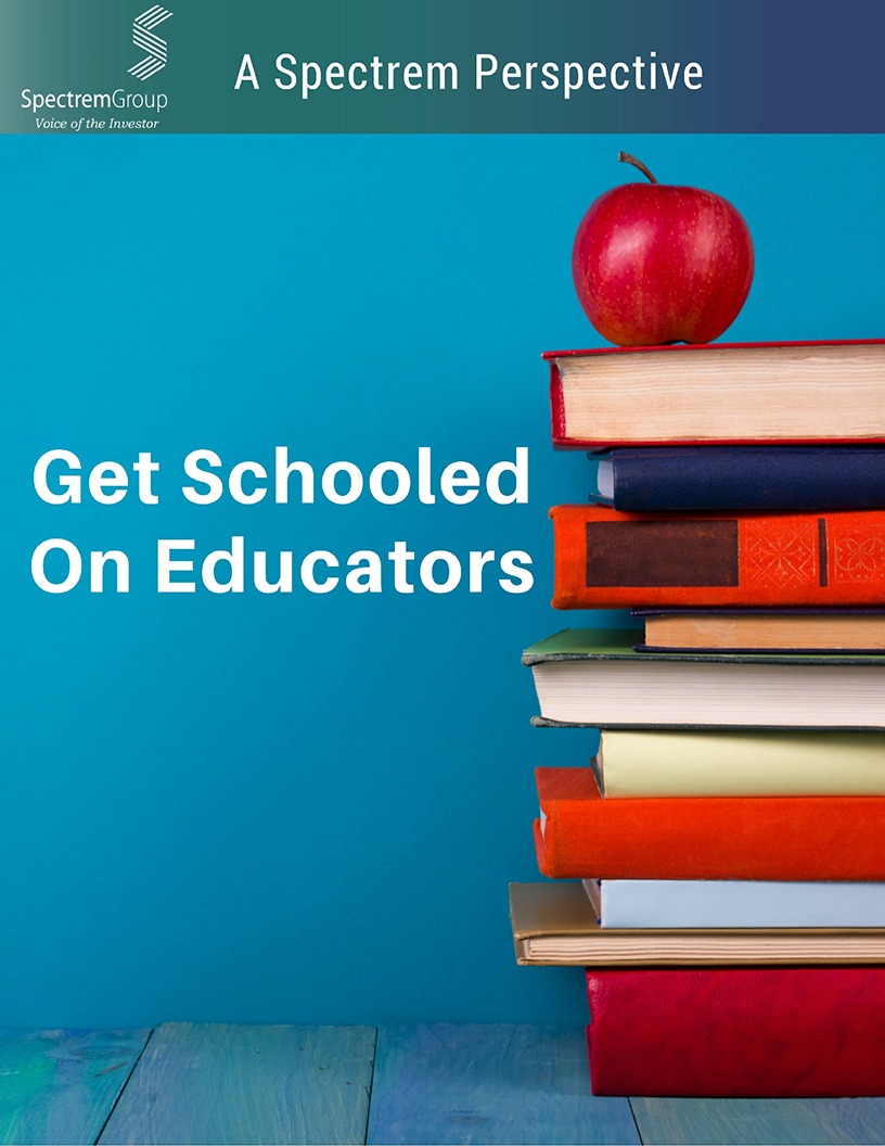 Get Schooled on Educators