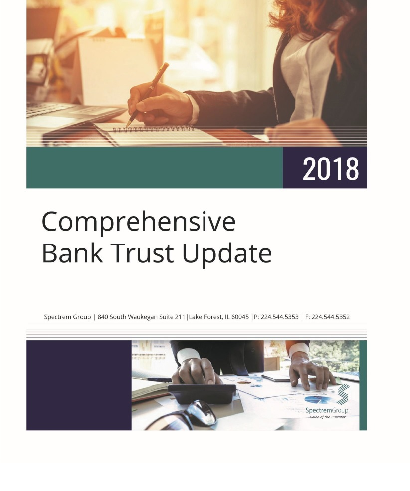 2018 Comprehensive Bank Trust Update