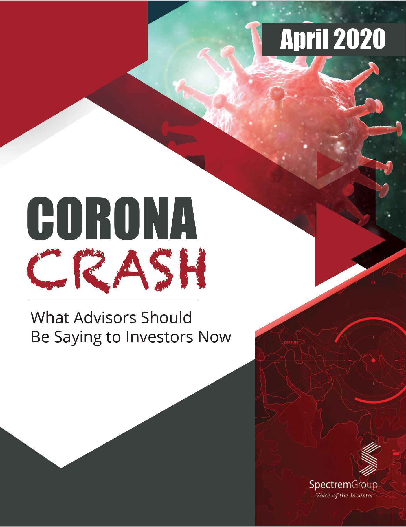 The Corona Crash: What Advisors Should be Saying to Investors Now - 3-part series