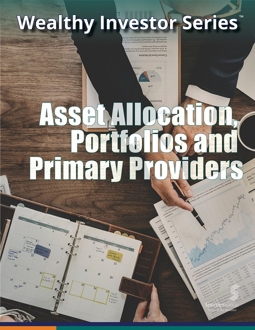 Wealthy Investor Series: Asset Allocation, Portfolios and Primary Providers