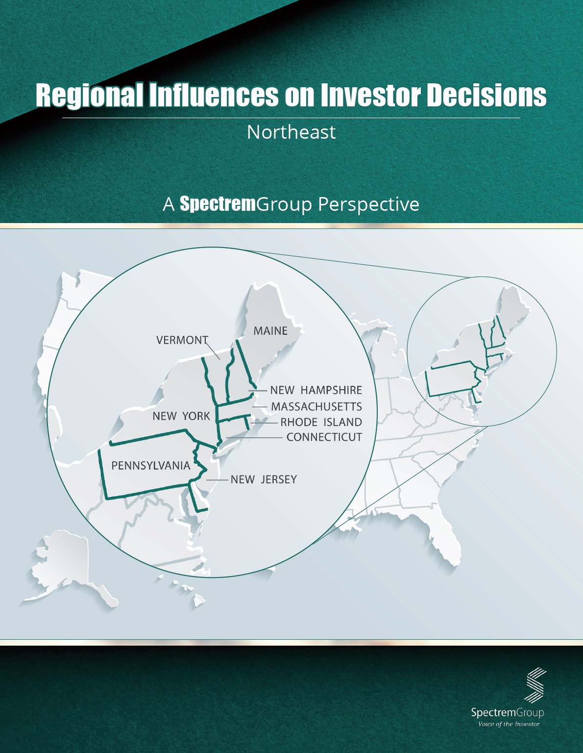 Regional Influences on Investor Decisions - Northeast