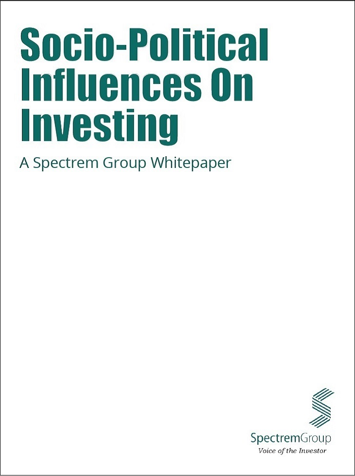 Socio-Political Influences On Investing