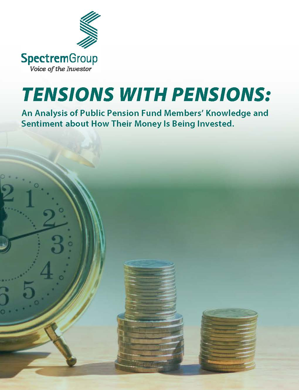 Tensions with Pensions: An Analysis of Public Pension Fund Members' Knowledge and Sentiment About How Their Money is Being Invested