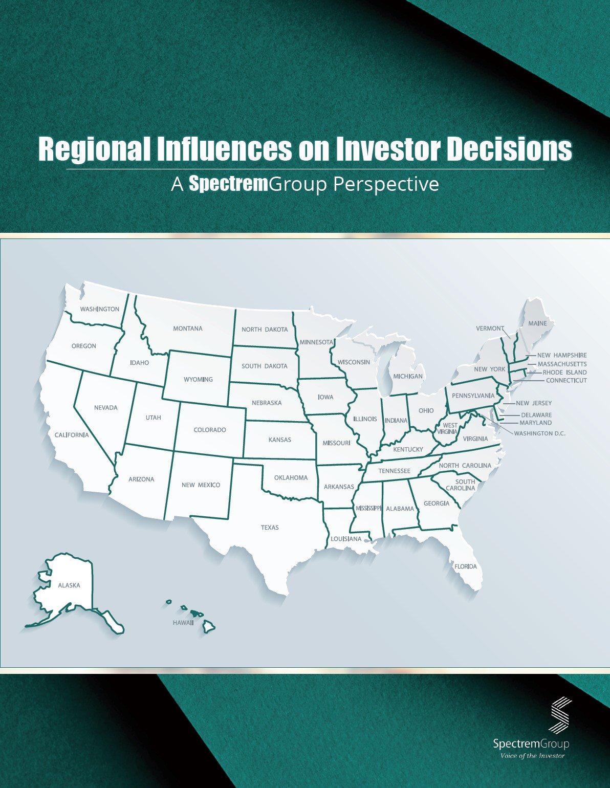 Regional Influences on Investor Decisions - Complete Bundle