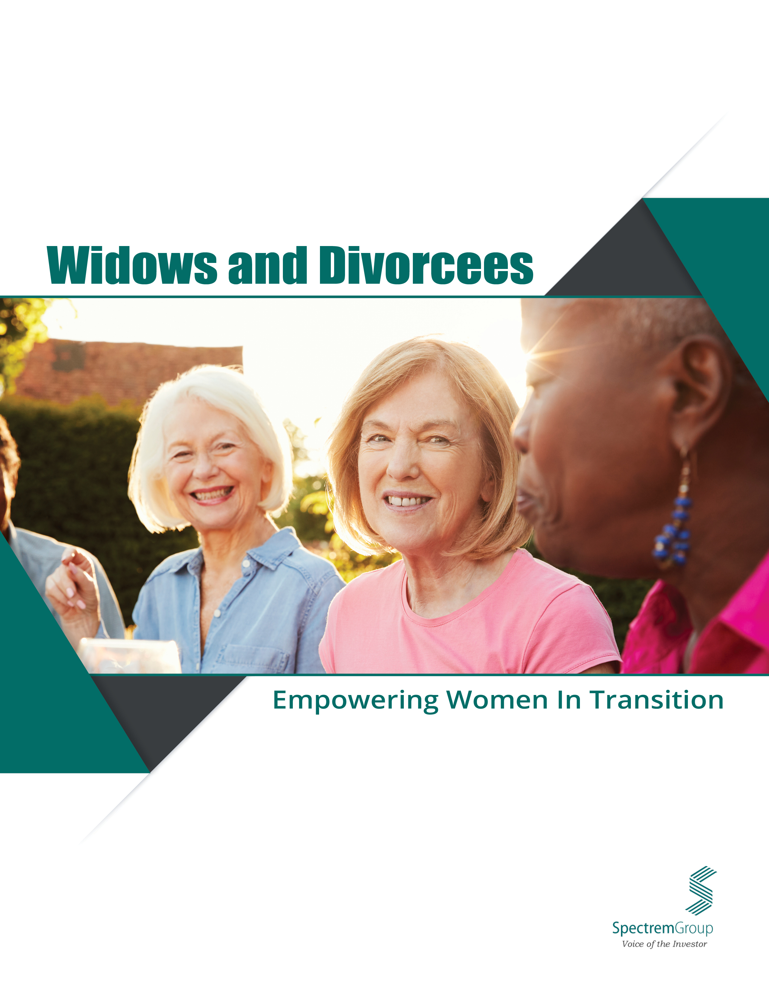 Widows and Divorcees: Empowering Women in Transition