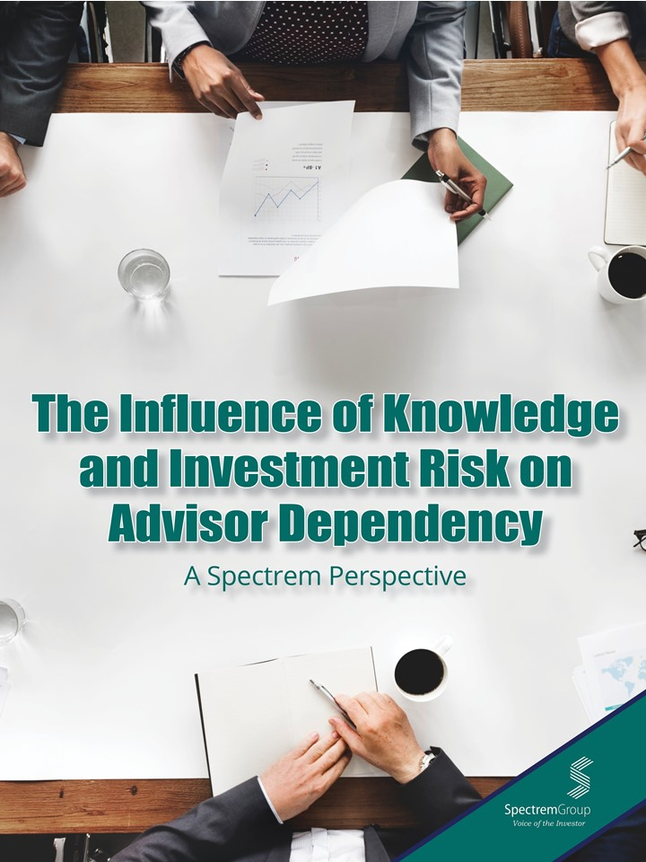 The Influence of Knowledge and Investment Risk on Advisor Dependency