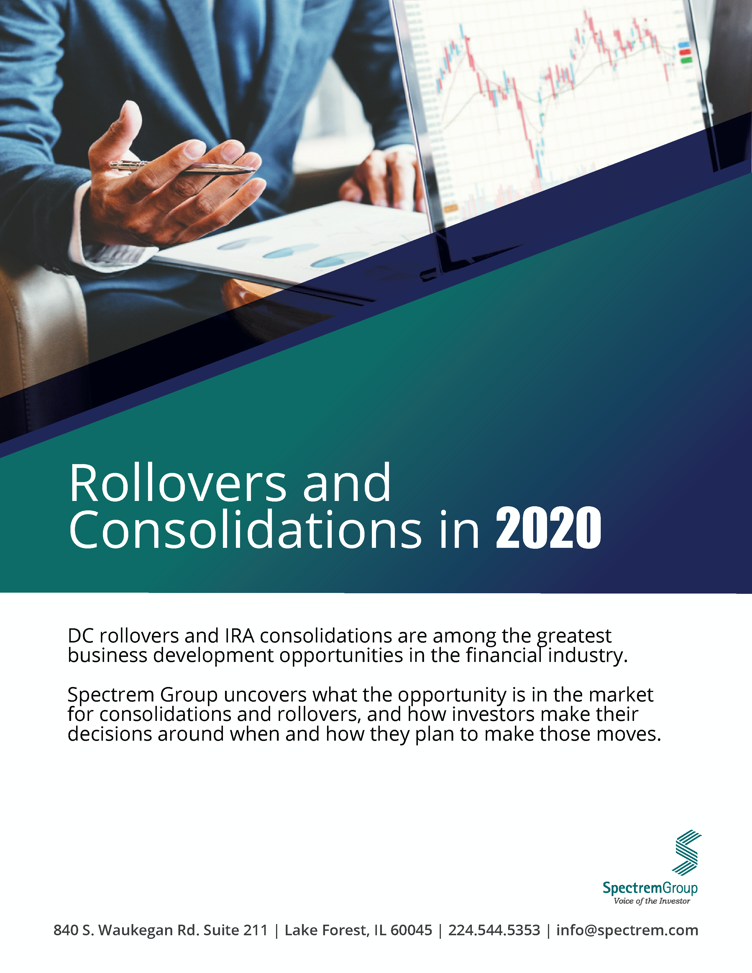 Rollovers and Consolidations in 2020