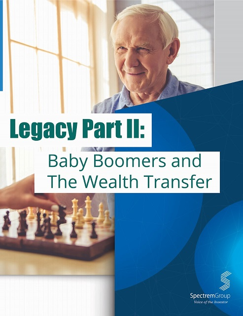 Baby Boomers and Their Wealth Transfer