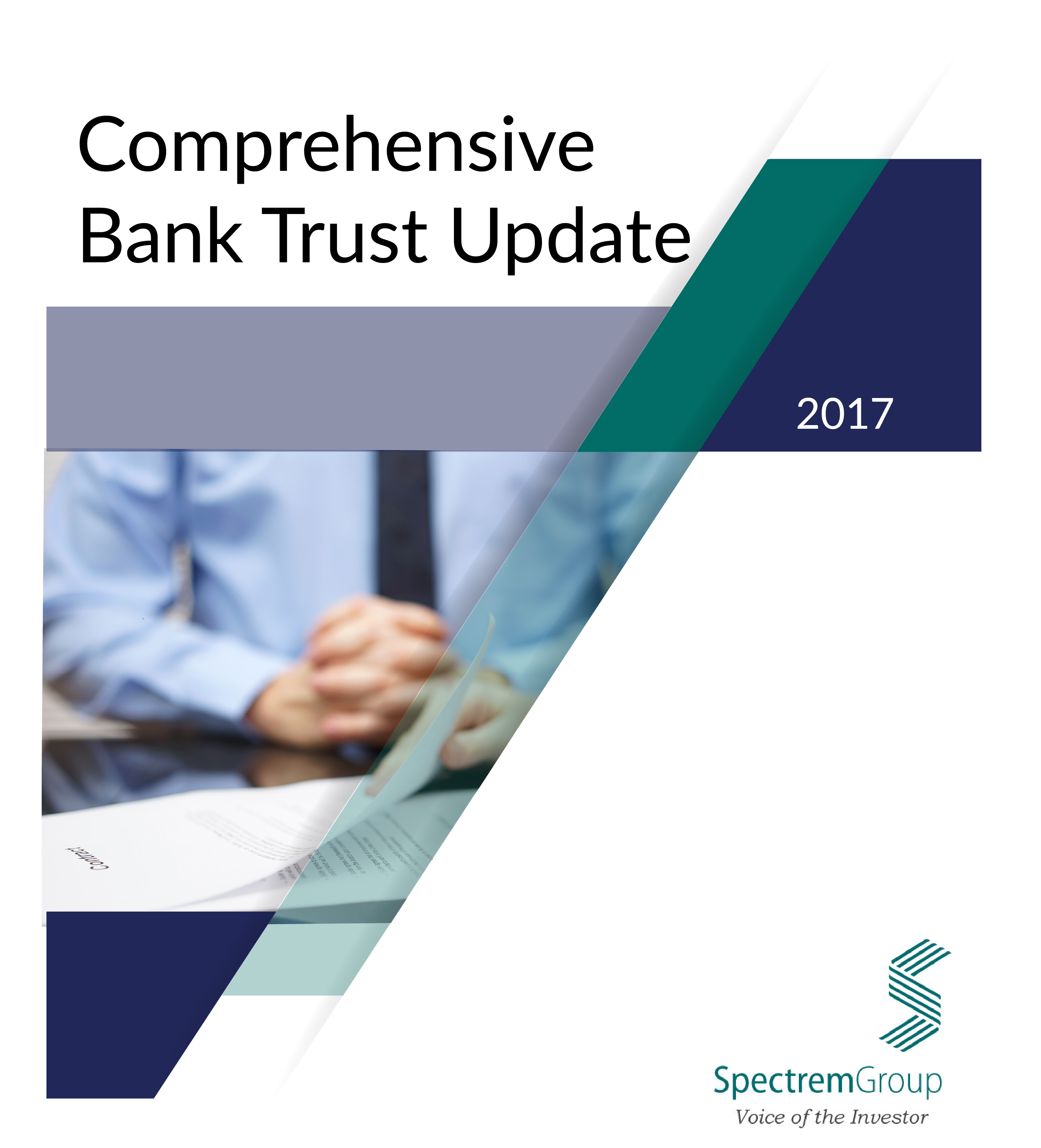 2017 Comprehensive Bank Trust Update